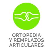 Ortopedia y reemplazos articulares