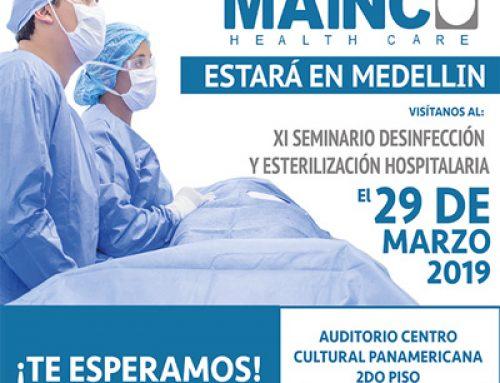 XI Seminario desinfección & Esterilización hospitalaria
