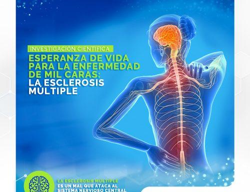 Esperanza de vida para la enfermedad de mil caras: la esclerosis múltiple